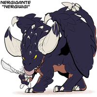 Mh Nergigante by drowtales