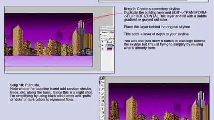 Cityscape Tutorial by DomNX