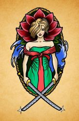 tattoo design by Nelsonito