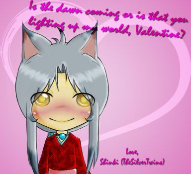 Shinki Chibi Valentine by GrapeIcies