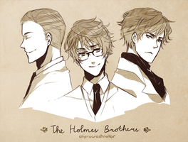 The Holmes by ohprocrastinator