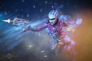 Peebee cosplay 7 by Nebulaluben