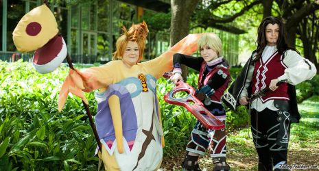 Xenoblade Chronicles- Together against fate. by FyreGothChylde