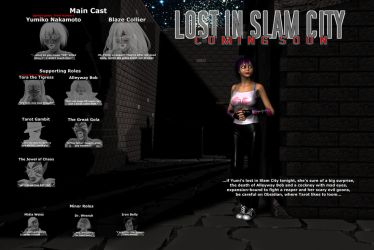 Lost in Slam City - Teaser by EdgarSlam