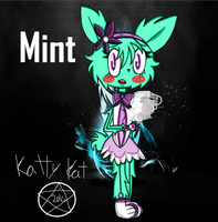 Mint the wind wizard and new style of drawing by Kuny-chan