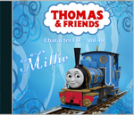Thomas and Friends Character CD Vol 40  Millie by Galaxy-Afro