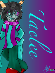 For Madcryz (another fantroll) by HomestuckHetalian