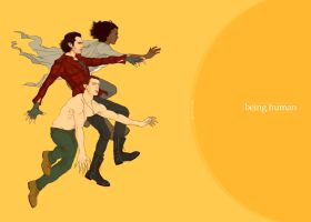 Being Human by Pulvis