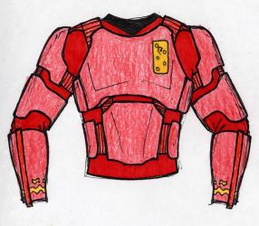 Concept Art - TOS Body Armour by Promus-Kaa