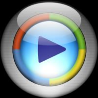 Silver Aqua MediaPlayer10 Icon by rontz
