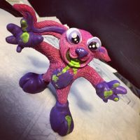 Easter Brother NYCC 2014 Exclusive by spulunk