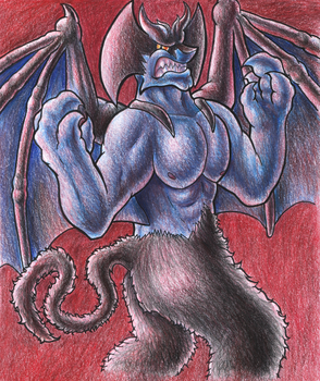 Devilman by Pickledsuicune