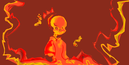 fire skelly by all-akimbo
