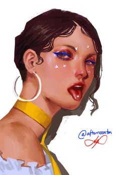girl by Afternoontm