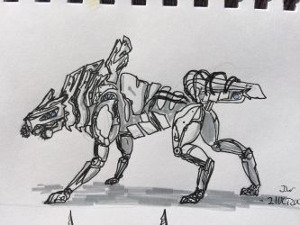 Mechanical Beast by Coi-0