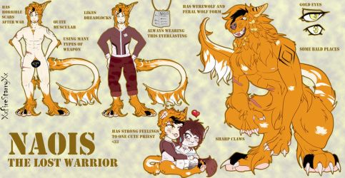 - Naois - full ref by xXFireStarryXx