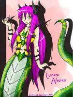 Lamia (my version though =v=)a) by ArchRizal