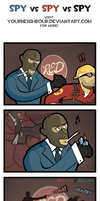 Team Fortress 2 Spy Vs Spy by YourNeighbour