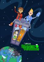 Bravest Warriors Excellent Adventure by Bluemutantfreak