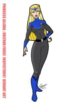 Allura Voltron Force by Inspector97