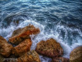 Rocks and Splashes No. 5 by Ragnarokkr79