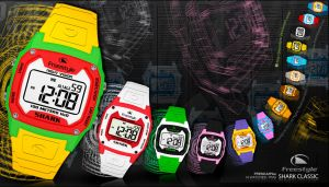 FREESTYLE SHARK PNG Watches by paundpro