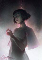 HUMAN by Charlie-Bowater