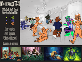 The Lounge - YCH Collab by Anti-Dark-Heart