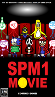 SPM1 Movie (Poster) by Ghostbustersmaniac