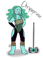 Gemsona by DementedPirate