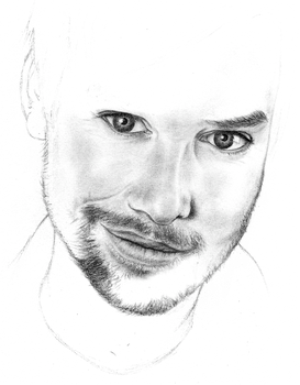 David Cook WIP by milkstache