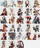 Blade and Soul Renders by vizune