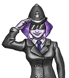 Lily The Cop by Dazg