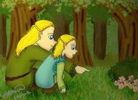 Discovering Mirkwood by Ariniel