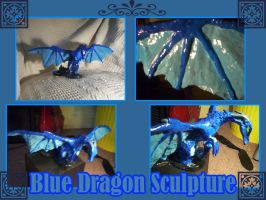 Dragon Sculpture by angstmonkey