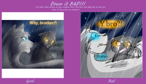 Draw It Bad! by Andromeda38