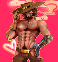 Mccree by Mo0gs
