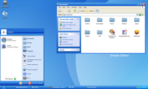 Windows XP Smooth by zeConcept