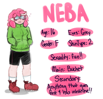 Neba by usagimeme