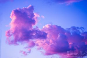 Colourful Clouds by MichaelNN