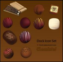 Dock Icon Set VII by willylorbo