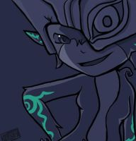 More Midna by jbay64