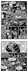 Metal Comic pages 6 - 10 by MichaelJLarson