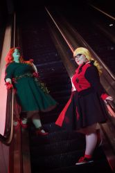 Gotham Girls by Azure-Rose-Cosplay