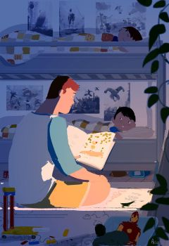 Little talks. by PascalCampion