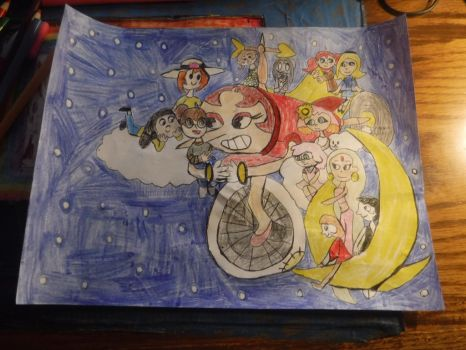 Berg In hilda berg and other characters on zeppelin fc deviantart