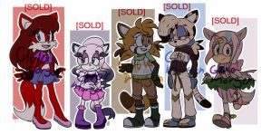 [CLOSED] Sonic Adopts!! by Glu10morgen