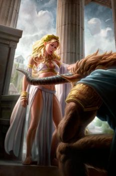 Grimm Fairy Tales: Myths and Legends 17 by capprotti