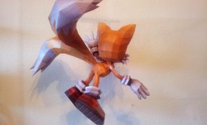 Tails the Fox - d by Destro2k