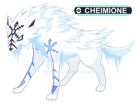 Commission: Cheimione for Pokefan-22 by Cerulebell